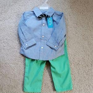 NWT Children's Place 2-pc Outfit sz 9-12m